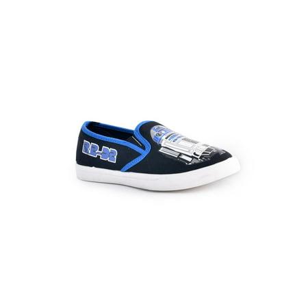 Disney Star Wars R2-D2 Boys' Slip-on Shoes