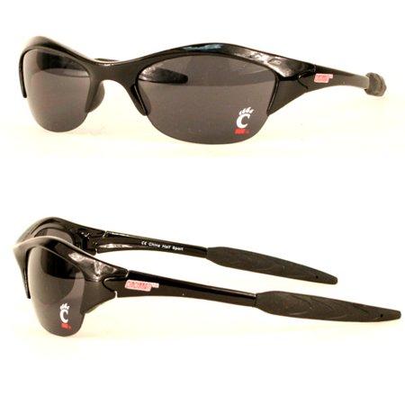 Cincinnati Bearcats Blade Lens Wing Sunglasses