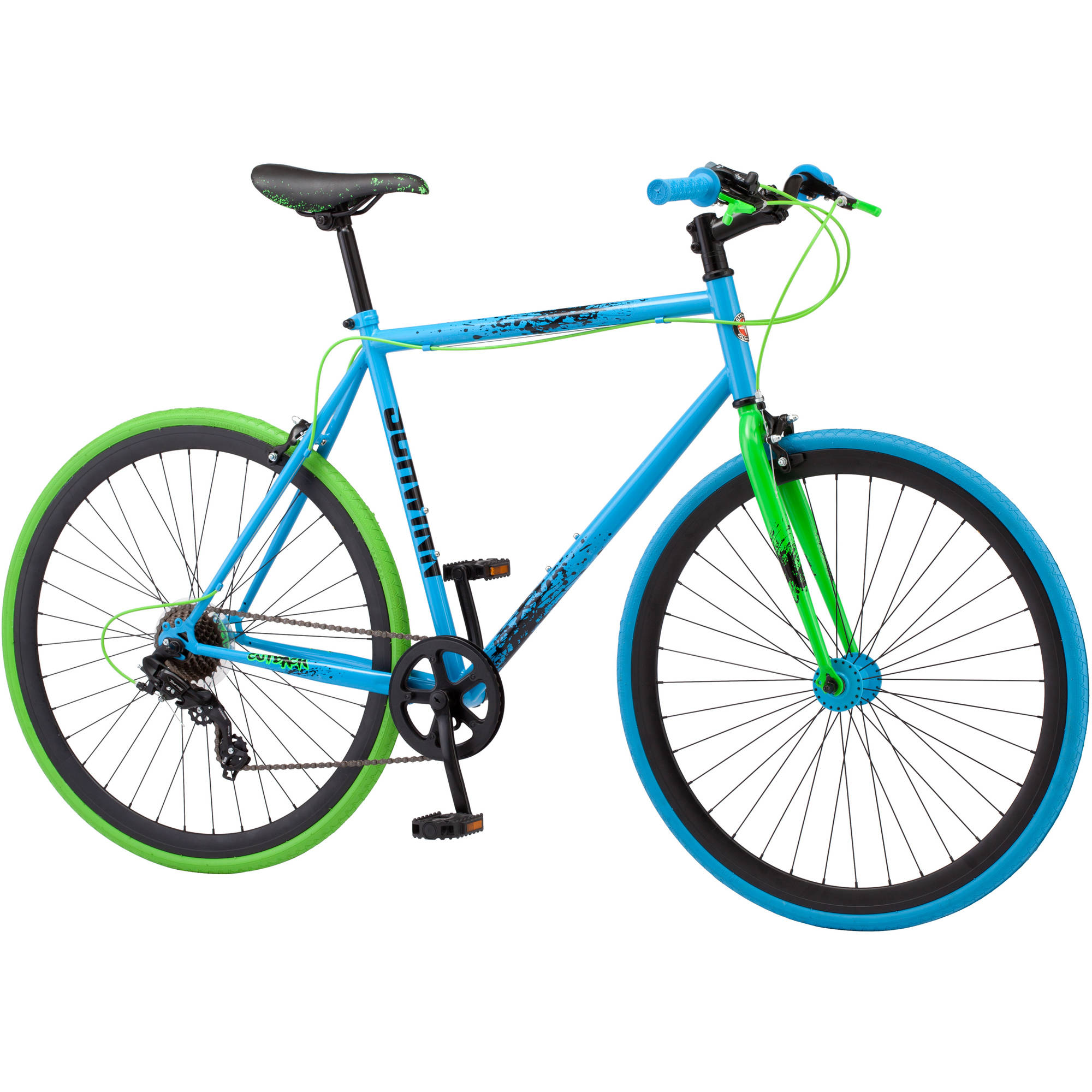 700C Schwinn Cutback Men's Bike, Blue