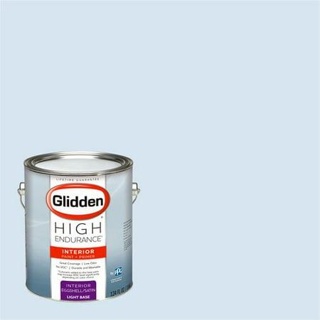 Glidden High Endurance Interior Paint And Primer Blue Ice Age 69bg 77 076