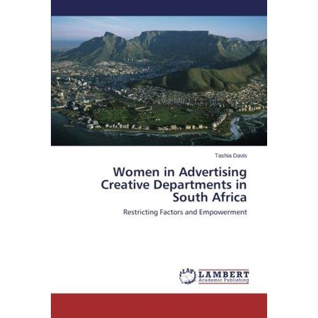 Women in Advertising Creative Departments in South Africa for $<!---->