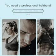 Elastic Yoga Headband Sport Sweatband Running Sport Hair Band ForWomen Men Turban Outdoor Gym Sweatbands Sport Bandage Headwear
