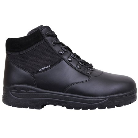 Rothco Forced Entry Tactical Waterproof Boot - Black, Size 14