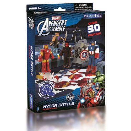 Team Heroes Avengers Pack