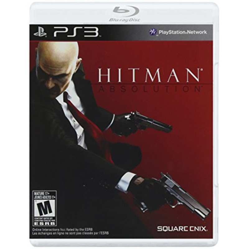 Hitman Absolution Playstation 3 Walmart Com Walmart Com