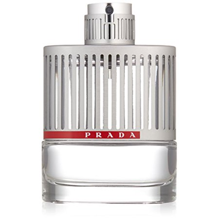 Prada Luna Rossa Eau de Toilette Spray for Men, 3.4 Ounce