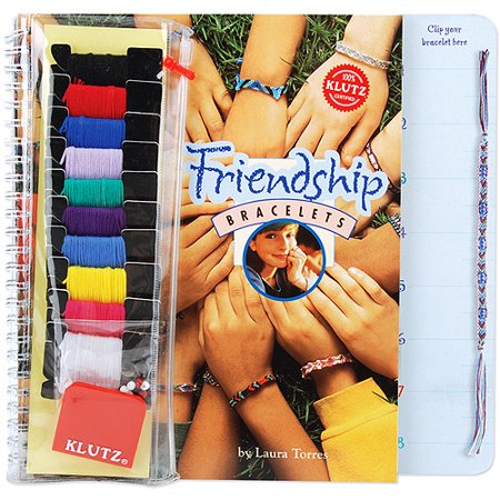 Friendship Bracelets Kit](Friendship Bracelet Maker)