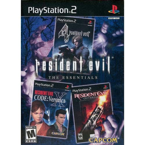 Resident Evil Essentials Resident Evil Code Veronica X