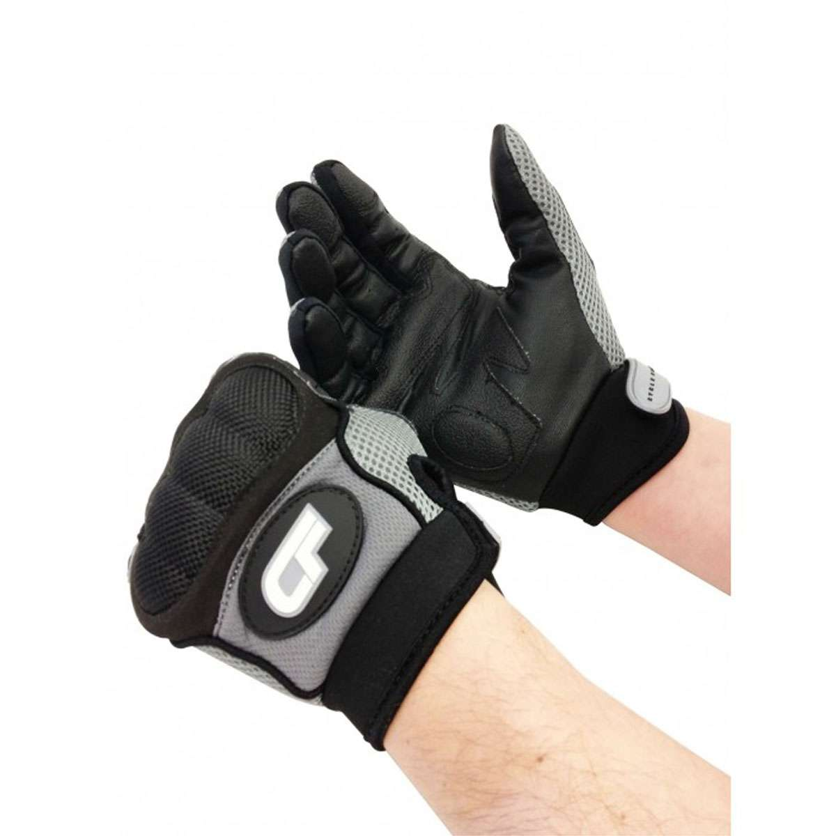 Cycle Force Tactical Bicycle Glove - Large - NM-723-FULL-L