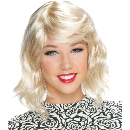 Blonde Ambition Wig Adult Halloween Accessory (Jo Rich Halloween)