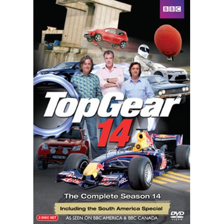 Top Gear: The Complete Season 14 (DVD)