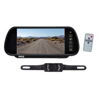 "Pyle 7"" rear view mirror monitor"