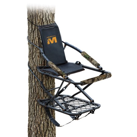 Muddy Outdoors Deluxe Climber (Guide Gear Extreme Deluxe Hunting Climber Tree Stand)