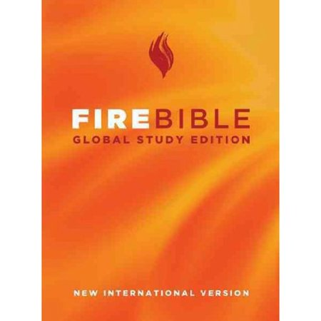 Fire Bible: Global Study Edition: New International Version