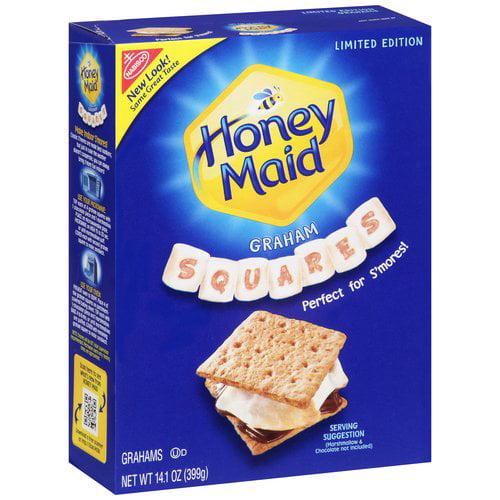 Nabisco Honey Maid Graham Squares, 14.1 oz