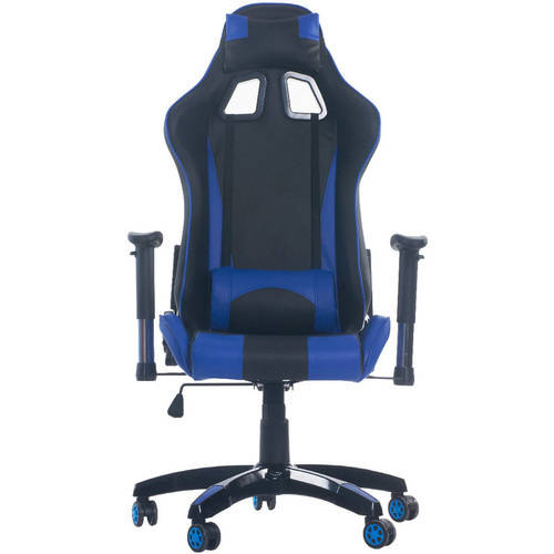Merax Ergonomic Racing Style Gaming Chair Pu Leather Office Chair