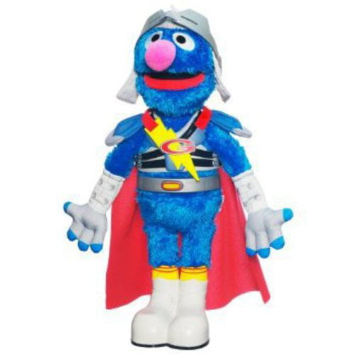 Sesame Street Flying Super Grover 2.0 by Hasbro