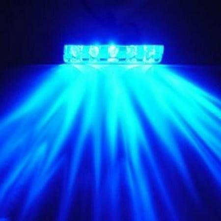 Logisys Blue 5 LED Lazer - Logisys 5 Led Lights