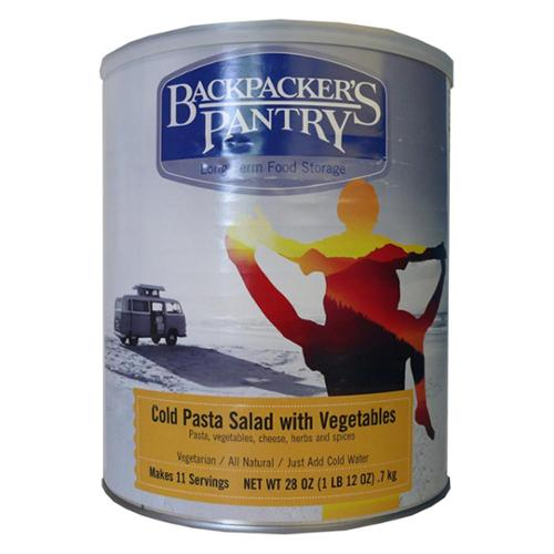 Backpacker's Pantry Cold Pasta Salad w  Veg Can by Backpackers Pantry