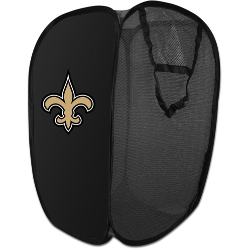 NFL New Orleans Saints Laundry Hamper