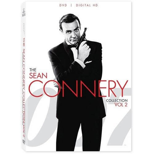 007: The Sean Connery Collection, Volume 2 (DVD + Digital Copy) (With INSTAWATCH) by Mgm