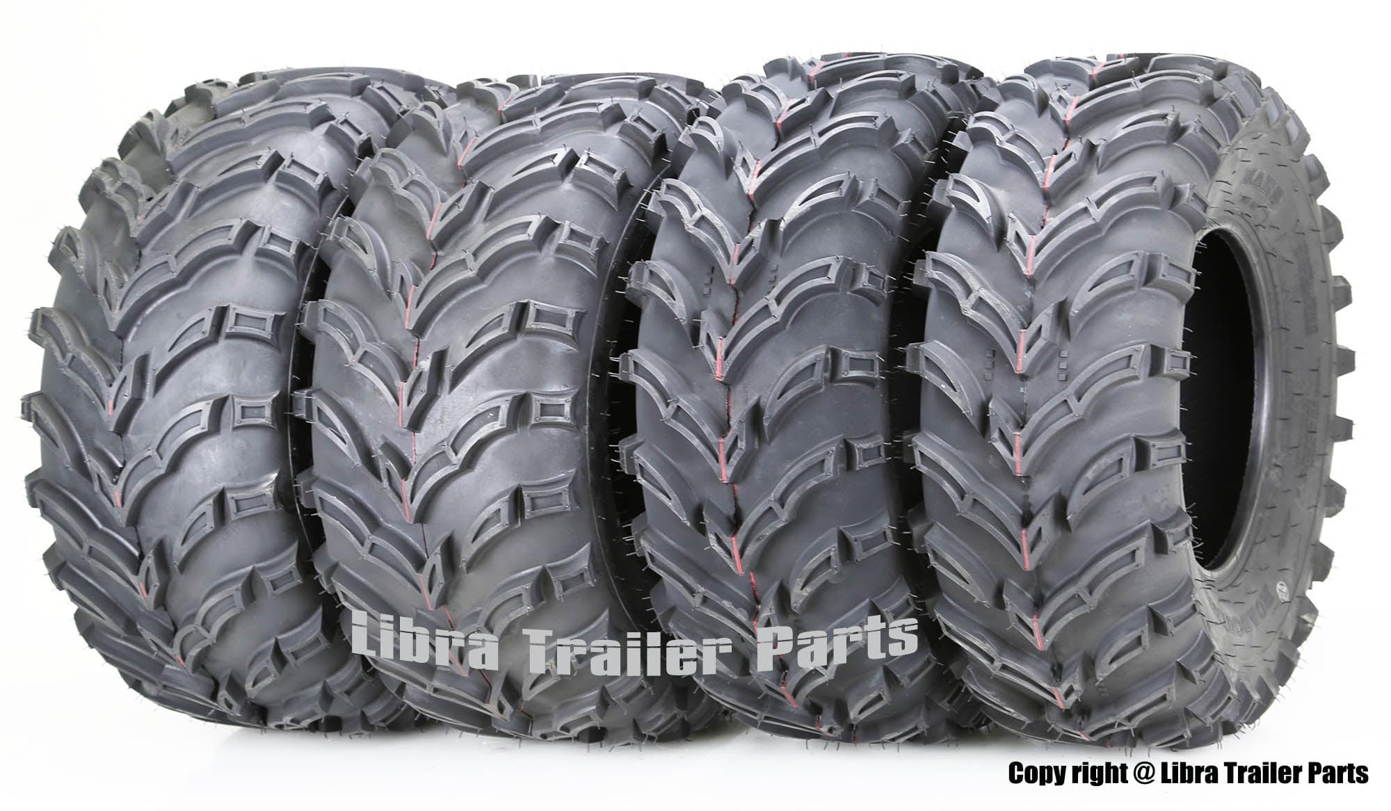 TireChain.com Arctic Cat 500 4x4 Automatic TBX 25x11-12 Rear ATV Tire Chains