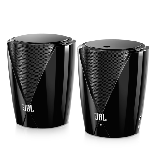 JBL JEMBE Powerful 2-piece entertainment speakers