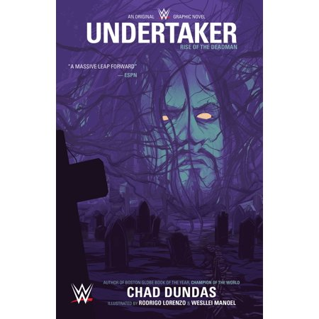 WWE Original Graphic Novel: Undertaker : (Best Of The Undertaker)