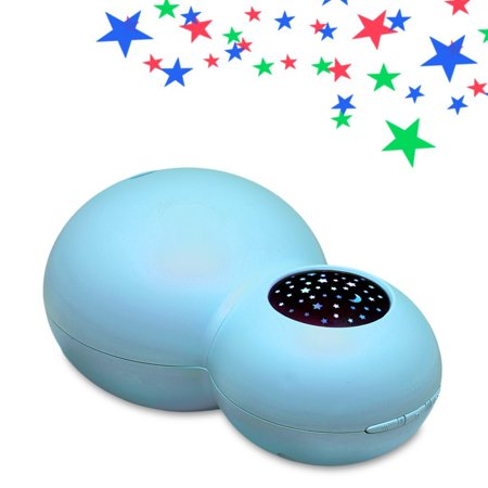 ZAQ Sky Aroma Essential Oil Kids Diffuser LiteMist Ultrasonic Aromatherapy Humidifier - Starry Sky Projection