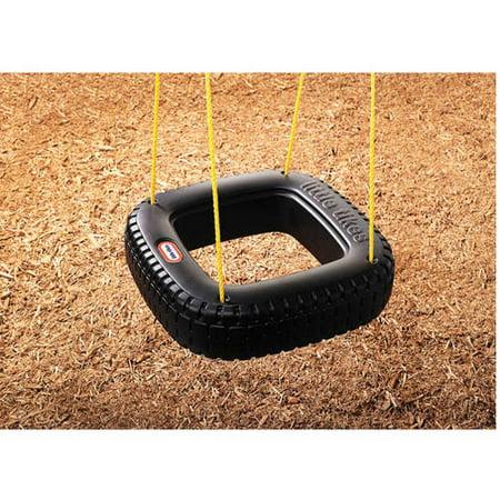 tikes tire swing outdoor fun boys girls all ages backyard swing set