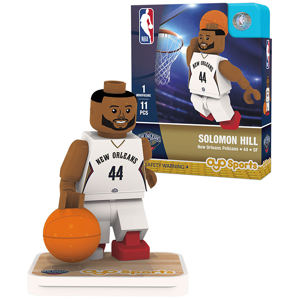 Solomon Hill New Orleans Pelicans OYO Sports Player Minifigure - No Size