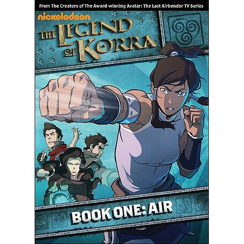 The Legend Of Korra: Book One - Air (Widescreen)