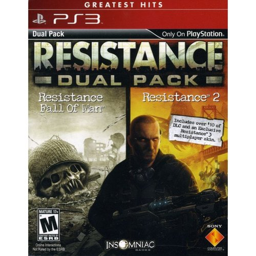 Resistance Pack - Resistance 1 & 2 (PS3)