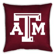 NCAA Texas A&M Sidelines Toss Pillow
