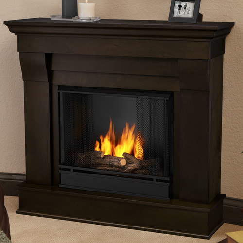 Real Flame Chateau Gel Fuel Fireplace