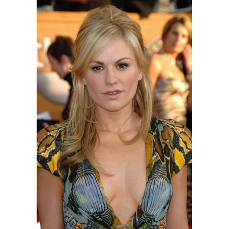 Anna Paquin At Arrivals For 16Th Annual Screen Actors Guild Sag Awards   Arrivals Shrine Auditorium Los Angeles Ca January 23 2010 Photo By Dee Cerconeeverett Collection Celebrity