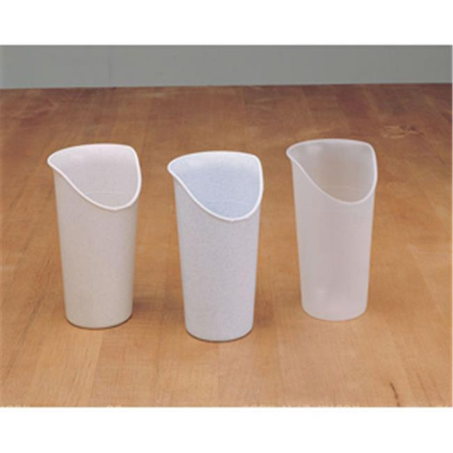 Ableware Sandstone Nosey Cup Drinking Aid (Set of 2)