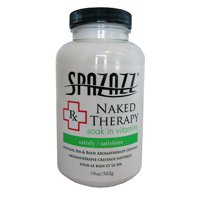 Spazazz Aromatherapy Spa and Bath Crystals - Naked Therapy 19oz