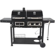 Revoace Dual Fuel Gas Charcoal Combo Grill Image 1 Of 18