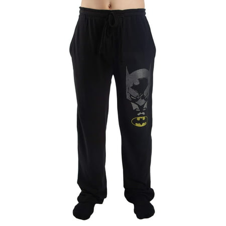 DC Comics Men's Batman Printed Embroidery Pajama - Mens Batman Onesie