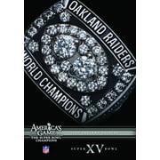 NFL America's Game: 1980 Raiders (Super Bowl XV) ( (DVD)) by
