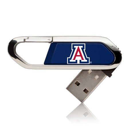 Wildcats Flask (Arizona Wildcats Solid USB 16GB Clip Style Flash Drive)