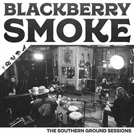 Southern Ground Sessions (CD)