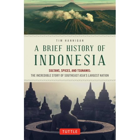 A Brief History of Indonesia : Sultans, Spices, and Tsunamis: The Incredible Story of Southeast Asia's Largest