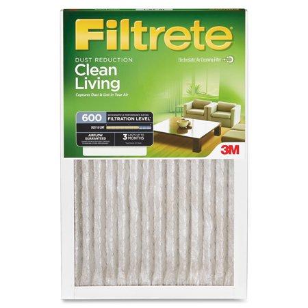 3M 9823DC-6 Filtrete; Allergen Air Filters - 6 Pack