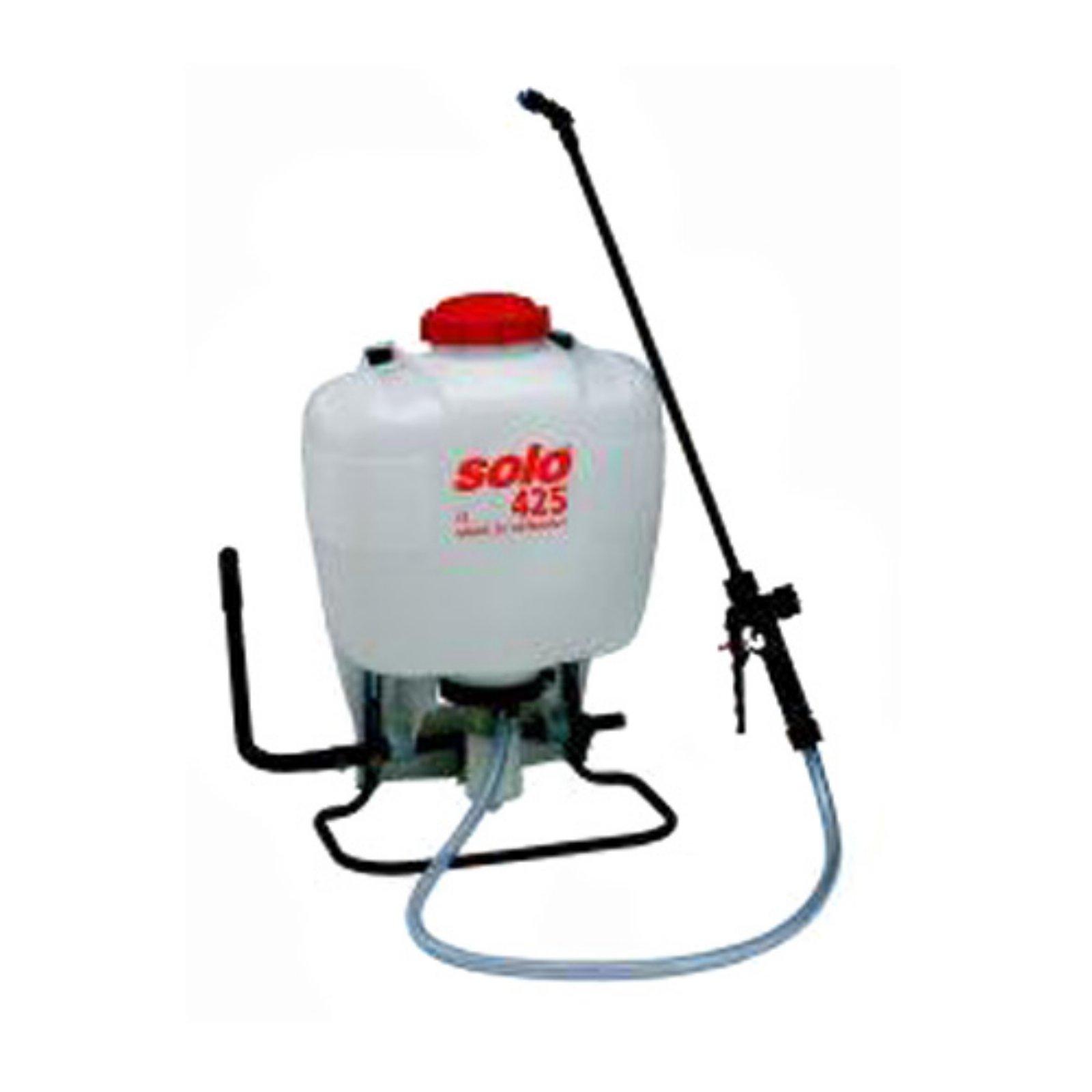 Solo 4 Gallon Backpack Sprayer Piston Pump by Solo Motors
