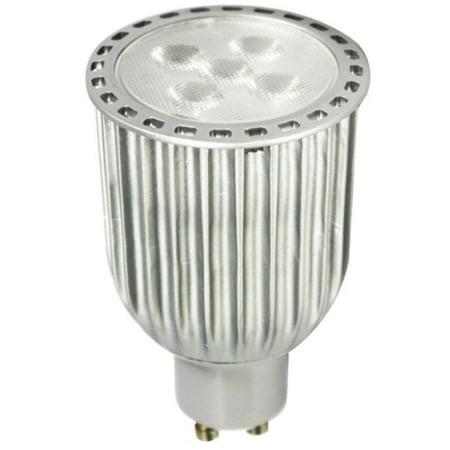 Multipack of THREE (3) of LED 440LM (40W Eq) GU10 120V Dimmable Lamp Bulb UL