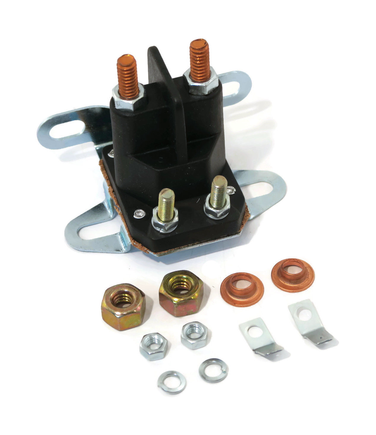 STARTER RELAY SOLENOID fits MTD 833E 833R 933E 933R White Outdoor Lawn Tractors by The ROP Shop by The ROP Shop