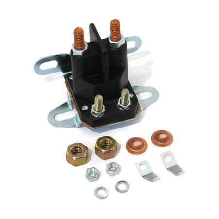(RELAY SOLENOID Universal 4 Post for Western Fisher Meyers Snowplows Snow Plow by The ROP Shop)