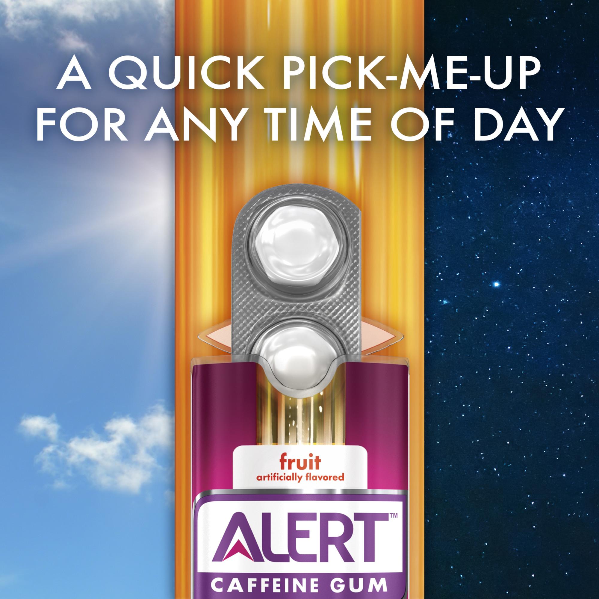 5 Alert Fruit Gum